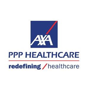 Axa PP Healthcare Logo