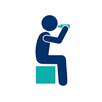Breathing Test Icon